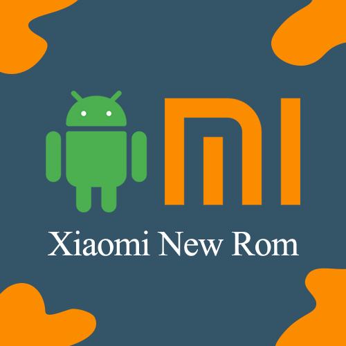 رام اندروید شیائومی Redmi Note 8
